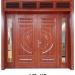 Có nên chọn cửa thép vân gỗ thay thế cửa truyền thống?